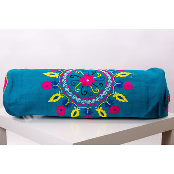 America and Beyond Blue Yoga Bag