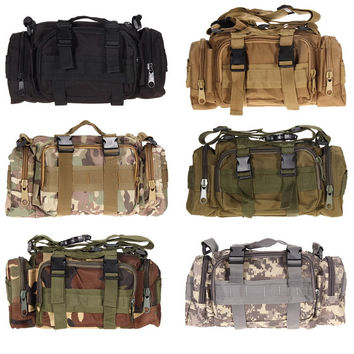 Tactical Waterproof Bag for Hunting/Camping