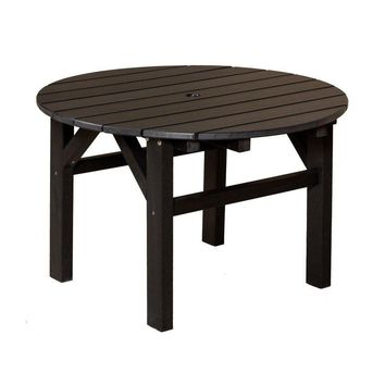 Wildridge Classic Recycled Plastic 33inch Occasional Table