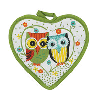 Pot Holder - Life's a Hoot