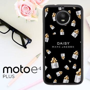 Marc Jacobs Pattern Z4964 Motorola Moto E4 Plus Case