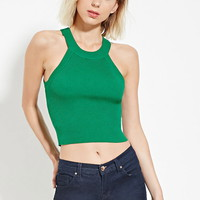 Ribbed Crop Top   Forever 21 - 2000169778
