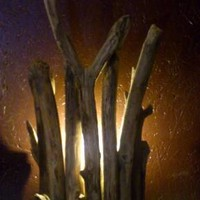 BoGaLeCo.com / Ligths / Lamps / driftwood / Aber half round