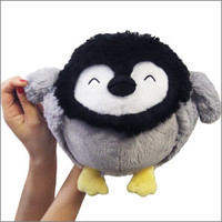 Squishable Penguin Chick: An Adorable Fuzzy Plush to Snurfle and Squeeze!
