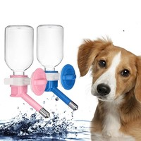 Automatic Feeder Dispenser Provides Clear Fresh Water For Pet Dog Cat Rabbit Bird Hamster