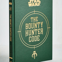 Sci-fi The Bounty Hunter Code by Chronicle Books from ModCloth