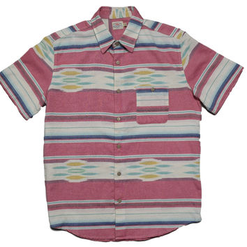 Faherty Brand Native Ikat Coast Shirt