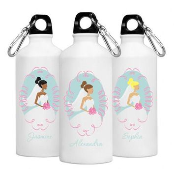 Goin' to the Chapel Water Bottle -  Bride