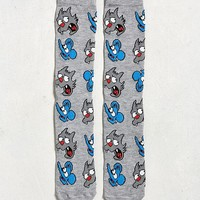 Itchy & Scratchy Sock | Urban Outfitters