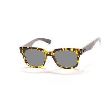Proof - Pledge Yellow Tortoise Sunglasses, Polarized Lenses