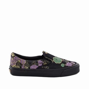 Vans for Opening Ceremony OC-Exclusive OG Classic Slip-On LX - WOMEN - JUST IN - Vans for Opening Ceremony