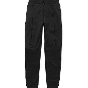 Reigning Champ - Slim-Fit Tapered Bonded Cotton-Jersey Sweatpants