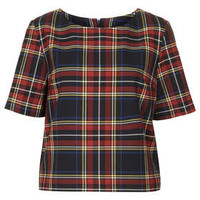 Tartan Check Tee - New In This Week  - New In