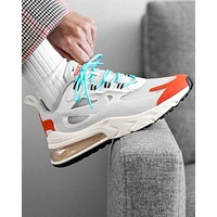 NIKE AIR MAX 270 REACT air cushion sneakers running shoes