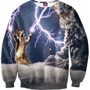 ThunderCat Sweater