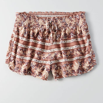 AEO Runner Short , Mauve