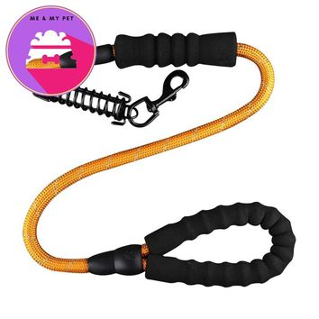 Dog Leash Pet Outdoor Walking Safety Nylon Lead Traction Rope Puppy Control Strap New Style Dog Collar Pet Supplies