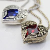 Angel Heart Necklaces