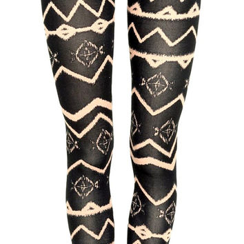 NEW! Tribal Leggings Women's Ethnic Print Leggings Fitness Workout Beach Yogas Pants Tights Women Girls Clothing Fashion