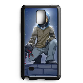 Creepypasta Ticci Toby Samsung Galaxy Note Edge Case