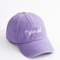 Mermaid Washed Dad Hat | Hats | rue21