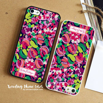 Wild Confetti-Lilly Pulitzer iPhone Case Cover for iPhone 6 6 Plus 5s 5 5c 4s 4 Case