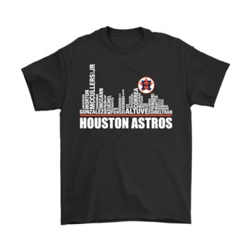 LFM8HB Earn History Get Yours Houston Astros World Series Shirts