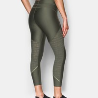 Women's UA HeatGear® Armour SuperVent Crop | Under Armour US