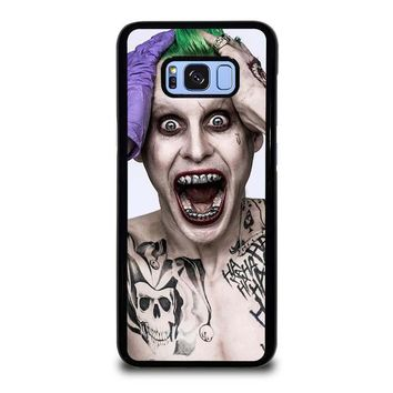 JOKER JARED LETO Samsung Galaxy S8 Plus Case Cover