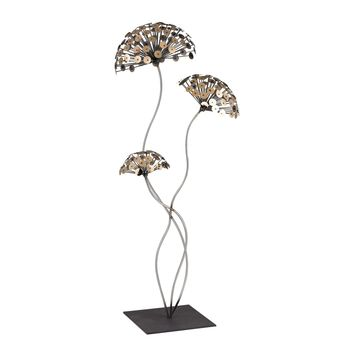 153-010 Dandelion Metal Sculpture - Free Shipping!