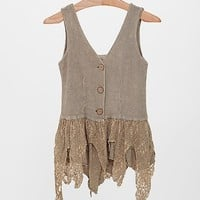 Gimmicks By BKE Textured Vest