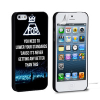 Fall Out Boy iPhone 4 5 6 Samsung Galaxy S3 4 5 iPod Touch 4 5 HTC One M7 8 Case