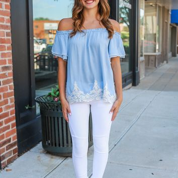Nantucket Top