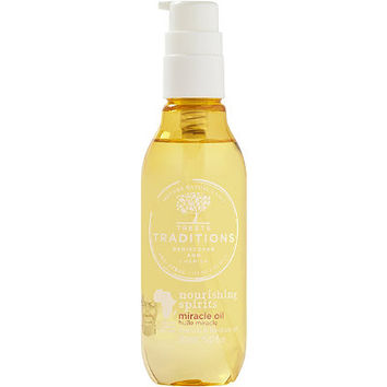 Treets Traditions Nourishing Spirits Miracle Oil