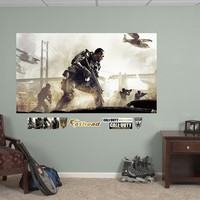 Call of Duty: Advanced Warfare Battle Mural Wall Decals by Fathead