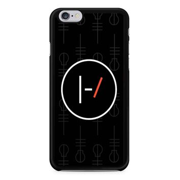 Twenty One Pilots Clique Pattern iPhone 6/6S Case