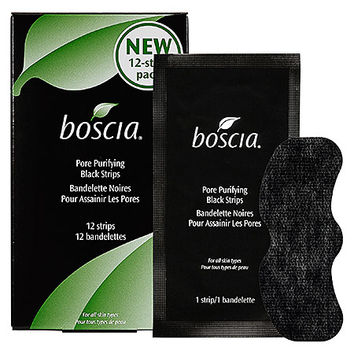 boscia Pore Purifying Black Strips (12 Strips)