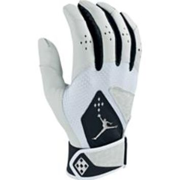 Nike Adult Team Jordan Batting Gloves | BaseballExpress.com