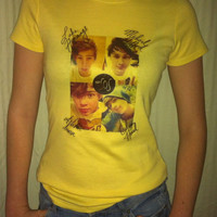 5 SOS T Shirt by NotThemBasicTops on Etsy