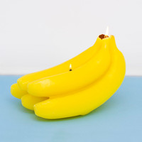 Scented Banana Candle | FIREBOX