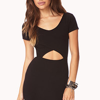 Forever Cool Cutout Dress