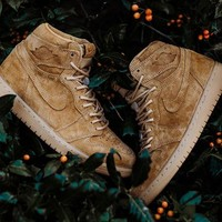 "Air Jordan 1 Retro High OG ""Wheat"" Model:555088-710"