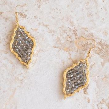 Balboa Beaded Earrings