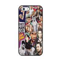 Adam Levine Collage iPhone 5|5S Case