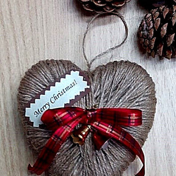 Decorations for Christmas, Heart, Gift for Christmas, Merry Christmas,Christmas, Gift for woman Gift for man