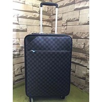 Louis Vuitton Pegase 50 Rolling Luggage Suitcase