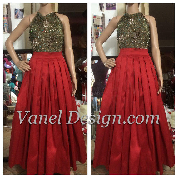 Fancy Long Skirts | Jill Dress