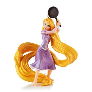 Rapunzel - Fierce With a Frying Pan