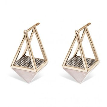 Noor Fares - Kristelle Earrings justoneeye.com