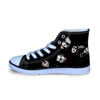 Joker Fashion Canvas  High-Top Shoes For Women/Men